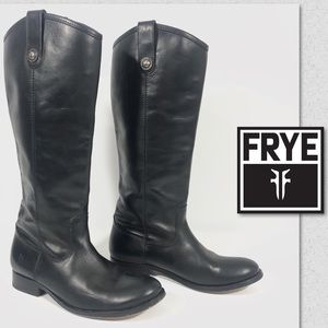 Frye Original Melissa Button Pull On Boots